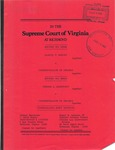 Samuel T. Wright v. Commonwealth of Virginia; and Vernon L. Lightfoot v. Commonwealth of Virginia
