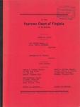 Paul Preston Branch, III, a/k/a John W. McClennan v. Commonwealth of Virginia