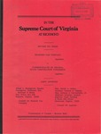 Roanoke Gas Company v. Commonwealth of Virginia, State Corporation Commission