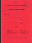 Board of Supervisors of Stafford County v. Safeco Insurance Company of America