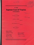 Arthur E. Jones, t/a  Art Jones Travel Service v. Sam Conwell, et al.