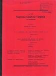 P. A. Agelasto, Jr., and Justine U. Capps, et al. v. Frank Atkinson Real Estate and Barbara Geitz and John Capps, et al.