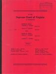 Cecelia C. Stephens v. Lawrence B. Stephens; and, Lawrence B. Stephens v. Cecelia C. Stephens