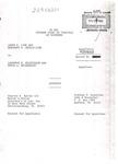 James E. Link and Margaret R. Dewald-Link v. Lawrence M. Weizenbaum and Freya A. Weizenbaum