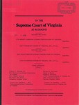 GTE Sprint Communications Corporation of Virginia v. AT&T Communications of Virginia, Inc., et al.; and, MCI Telecommunicatons Corporation of Virginia v. AT&T Communications of Virginia, Inc., et al.