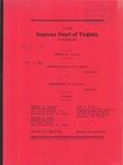 Bernard William Scott Brown v. Commonwealth of Virginia
