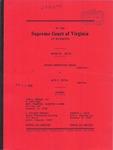 Maynard Construction Company v. David H. Driver