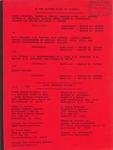 Larry Crawford, et al. v. United Steel Workers, AFL-CIO, et al.; Kermit Stevers v. G. W. Keffer, et al.; M. E. Collins, et al. v. Larry Crawford, et al.