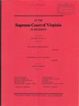 Sylvester Junior Horne v. Commonwealth of Virginia