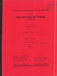 Richard B. Wright, Jr. v. John G. Castles and Dorothy T. Castles