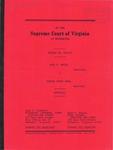 Carl E. Smith v. Daniel Emory Horn