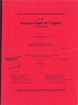 Board of Supervisors of Washington County, Virginia v. William A. Booher, Verta G. Booher and Dolphus Booher