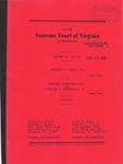 Russell T. Carter, Sr. v. Margaret Moorefield King and William S. Moorefield, Jr.