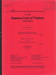 The Chesapeake and Potomac Telephone Company of Virginia v. Sisson and Ryan, Inc. and Federal Insurance Company