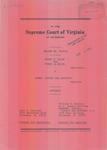 Wayne D. Blick and Myung Ja Blick v. Marks, Stokes and Harrison