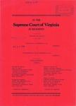 Donald C. G. Nelson, et al., etc. v. Commonwealth of Virginia, et al.