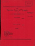 Sybil G. Glisson v. Sidney S. Loxley, M.D.