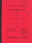 Ernest R. Thomas, Jr. and Frances Thomas Peraldo v. John D. Copenhaver, Administrator of the Estate of Helen L. Thomas, deceased, et al.