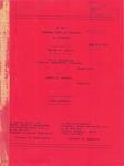 Don G. Wilson and Lysle R. Hazelgrove, Jr., Trustees v. Geneva D. Rowlett