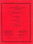 James L. Boris, et al. v. Richard L. Hill, et al.