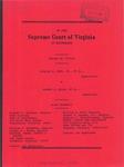 William B.  West, Jr., et al. v. Robert L. Mills, et al.; and, Town of Blacksburg v. Robert L. Mills, Thomas E. Heavener, and Ernestine Foresman