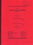 Monument Associates, et al. v. Arlington County Board, et al.