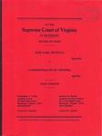 John Earl Hickman v. Commonwealth of Virginia