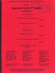 Tazewell Oil Company, Inc. v. United Virginia Bank/Crestar Bank; and,  United Virginia Bank/Crestar Bank v. Tazewell Oil Company, Inc.