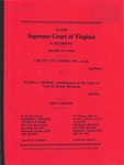 Circuit City Stores, Inc., et al. v. Wanda C. Bower, Administrator of The Estate of Terry H.  Bower, deceased