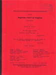 William Ivory Faison and Faison & Faison Hauling, Inc. v. Gail M. Hudson, Administratrix of the Estate of Ulus Grant Hudson, Jr., deceased
