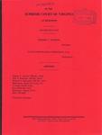 Stephen T. Gannon v. State Corporation Commission, et al.