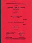 Francis E. O'Hazza and Susie W. O'Hazza v. Executive Credit Corporation