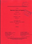 Gwendolyn S. Reid v. Ralph Lee Ayscue and Allegheny Pepsi-Cola Bottling Company