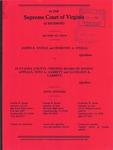 James E. Steele and Dorothy A. Steele v. Fluvanna County Board of Zoning Appeals, Tony L. Garrett and Kathleen K. Garrett
