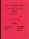 Gloria J. Leggett v. Earl M. Caudill, et al.