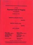 Kristin Kathleen Wolfe v. Brenda Wolfe, et al.