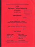 Robert Anthony Moreno v. Alton Baskerville, Warden, Deep Meadows Correctional Center, and the Attorney General of Virginia