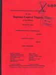 Lenders Financial Corporation v. David N. Talton