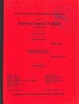 Diana G. Corns v. School Board of Russell County, Virginia, et al.
