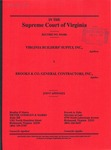 Virginia Builders' Supply, Inc. v. Brooks & Company General Contractors, Inc.
