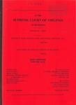 Timothy R. Rash, Susan M. Rash, and Rash & Associates, Inc. v. Hilb, Rogal & Hamilton Company of Richmond