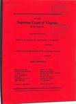 John D. Warner, Jr. and Mary T. Warner v. Lewis H. Clementson, Esq., Substitute Trustee