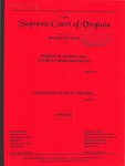 Robert K. Mason, a/k/a Anthony Bernard Smith v. Commonwealth of Virginia