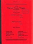 Shernette L. Rivera v. Johnny Lee Witt