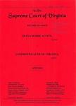 Diana Marie Austin v. Commonwealth of Virginia