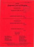 Charles D. Parr, Sr., et al. v. Alderwoods Group, Inc., et al.; and Alderwoods Group, Inc., et al. v. Charles D. Parr, Sr., et al.