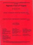 Level 3 Communications of Virginia, Inc. v. Virginia State Corporation Commission, et al.