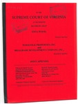 Edna Wood v. Woolfolk Properties, Inc. and Bellgrade Development Company, Inc.