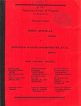 John C. Donnelly, etc. v. Donatelli & Klein, Inc., et al.