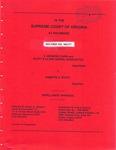 C. Benson Clark and Scott & Clark Dental Associates v. Annette E. Scott
